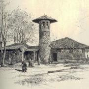 Старая мечеть в Реште в 1886