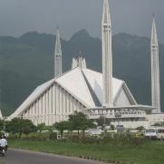 Шах Фейсал – самая большая мечеть в мире